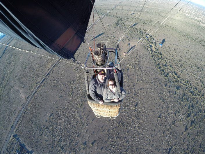 Best Hot Air Balloon Ride in Phoenix