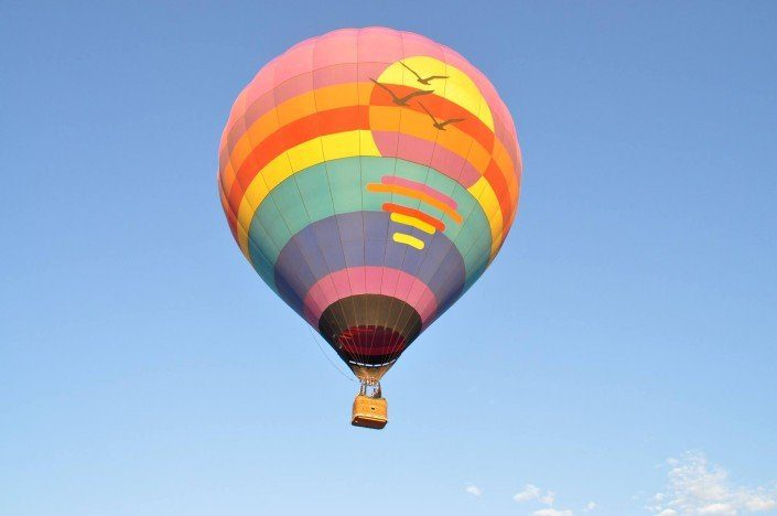 The safest hot air balloon rides in AZ for children