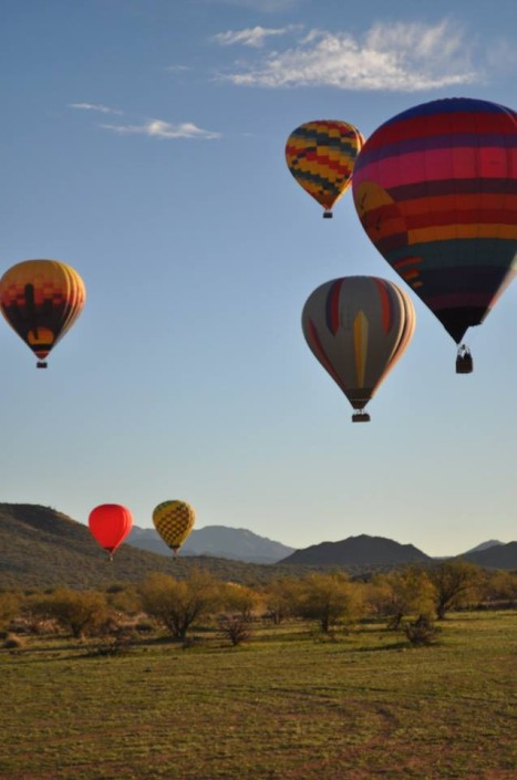 Looking for best balloon rides in Phoenix, AZ?