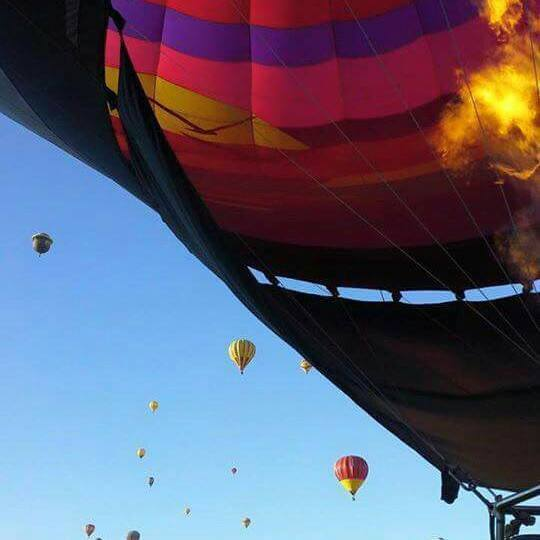 Balloon Rides in Arizona