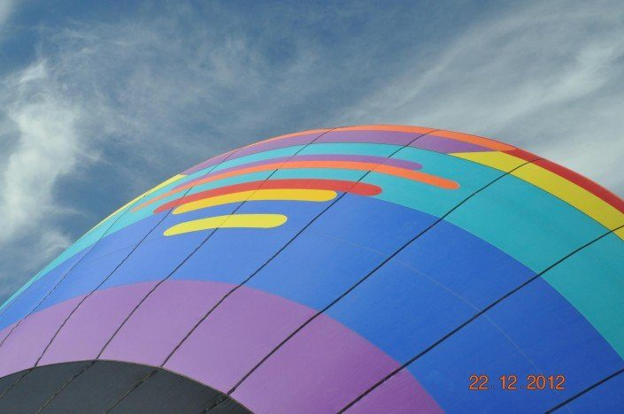 Hot air Balloon Rides in Glendale, Scottsdale, or Phoenix, Arizona