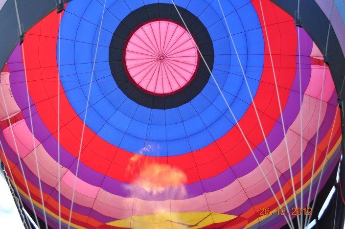 Firebird Hot Air Balloon Rides in Arizona