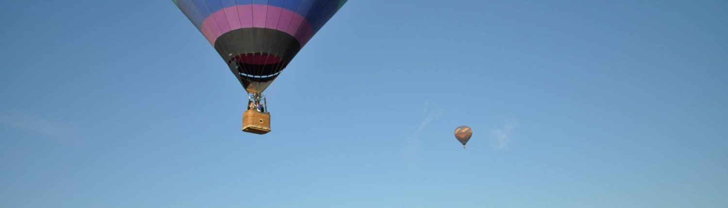 Best hot air balloon Rides in Arizona