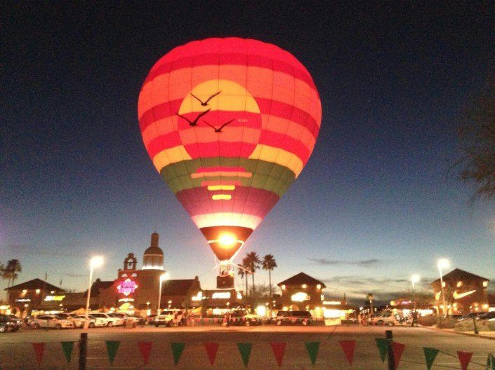 Ride the best Hot Air Balloons in Arizona