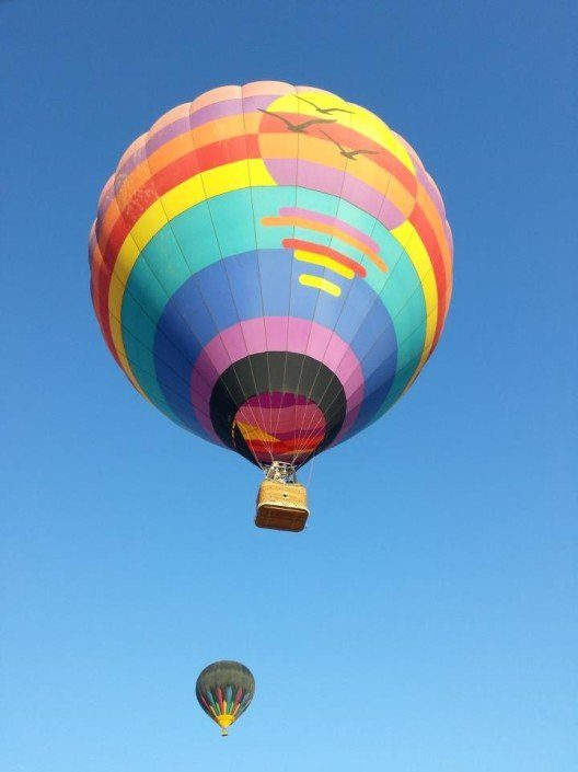 Awesome hot air balloon rides in Phoenix, Arizona