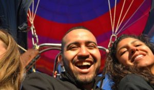 Hot Air Balloon Ride results in Arizona